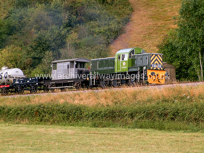 D9526 14/8/04 Nr. Sampford Brett Withdrawn 11/68 CFNow Preserved / Private Owner as at 15/6/17