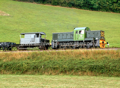 D9526 14/8/04 near Sampford Brett Withdrawn 11/68 CFNow Preserved / Private Owner as at 15/6/17