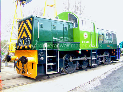 D9526 27/3/04 Williton Withdrawn 11/68 CFNow Preserved / Private Owner as at 15/6/17