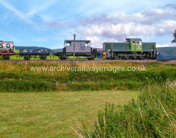 D9526 14/8/04 Nr. Sampford Brett Withdrawn 11/68 CF	Now Preserved / Private Owner as at 15/6/17