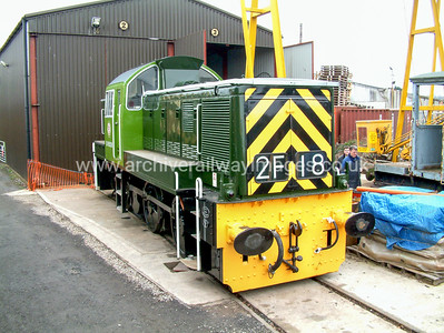 D9526 27/3/04 Williton Withdrawn 11/68 CF	Now Preserved / Private Owner as at 15/6/17