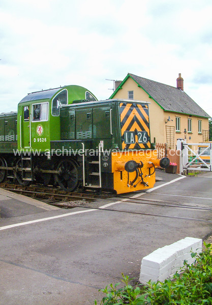 D9526 14/8/04 Williton Withdrawn 11/68 CF	Now Preserved / Private Owner as at 15/6/17