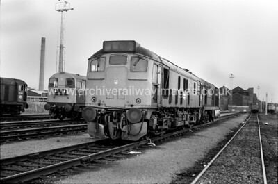 24121 11/4/77 Polmadie Withdrawn 12/76 HA	Cut-Up 05/78 Doncaster Works