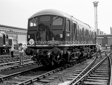 D5054 4/7/87 Crewe Works Withdrawn 07/76 CDNow Preserved / Private Owner as at 29/9/17