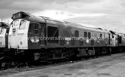 5072 22/2/88 Vic Berry's, Leicester   Withdrawn 12/85 CDNow Preserved / Private Owner