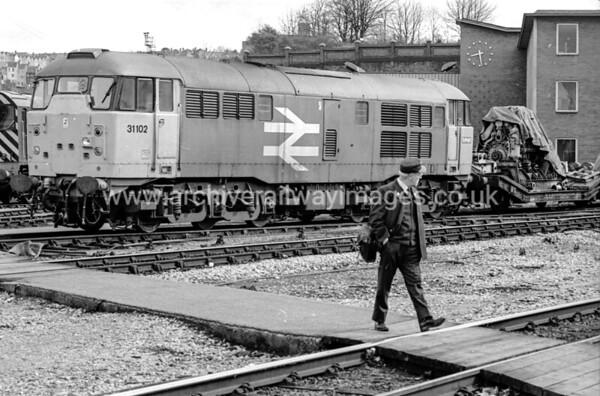 31102 2/5/86 Bristol Bath Road Depot Withdrawn 11/96 BSCut-Up 04/07 EMR Kingsbury