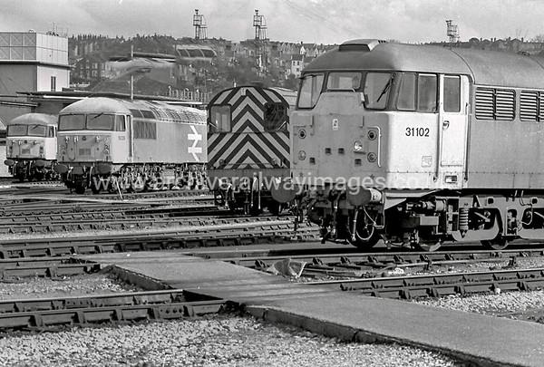 31102 2/5/86 Bristol Bath Road Depot 31102 Withdrawn 11/96 BS Cut-Up 04/07 EMR Kingsbury