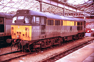 31112 17/1/93 Rugby Withdrawn 01/97 BS	Cut-Up 11/03 TJ Thomson Stockton