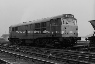 31116 7/4/79 Worksop Withdrawn 01/95 TO	Cut-Up 07/03 TJ Thomson Stockton