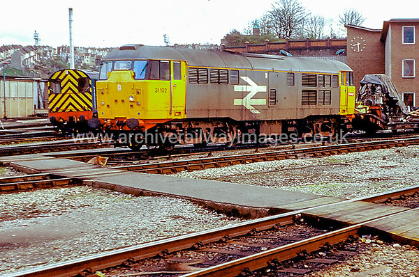 31102 2/5/86 Bristol Bath Road Depot Withdrawn 11/96 BS	Cut-Up 04/07 EMR Kingsbury