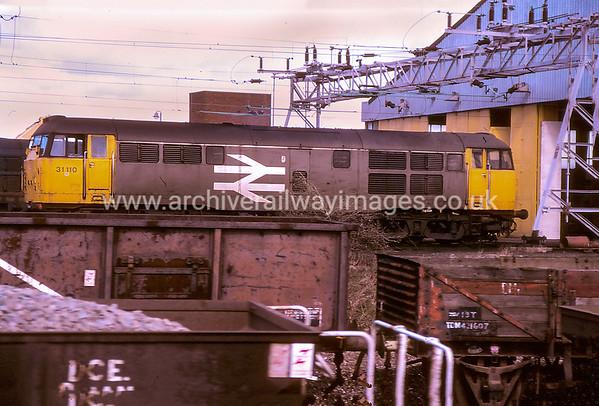 31110 11/4/87 Bletchley Depot Withdrawn 02/01 OC Cut-Up 04/07 TJ Thomson Stockton