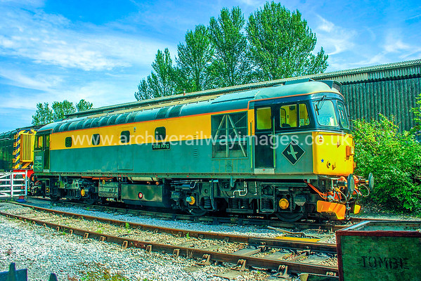 33002 21/8/13 Buckfastleigh Withdrawn 09/96 SLNow Preserved / Private Owner