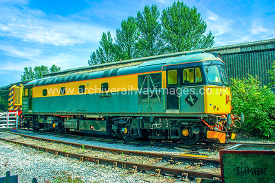 33002 21/8/13 Buckfastleigh Withdrawn 09/96 SL	Now Preserved / Private Owner