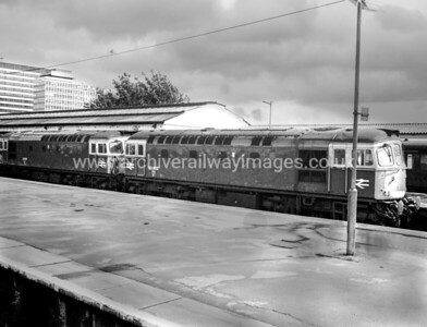 33002 + 33107 2/9/83 Basingstoke Withdrawn 09/96 SL Now Preserved / Private Owner