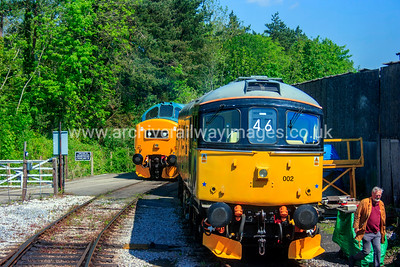 33002 Sea King 18/5/14 Buckfastleigh