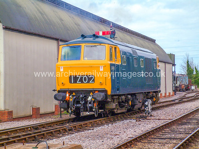 D7017 14/8/04 Williton Withdrawn 03/75 OCNo Preserved / Private Owner as at 29/9/17