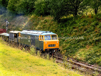 D7017 14/8/04 Crowcombe Heathfield Withdrawn 03/75 OCNow Preserved / Private Owner as at 29/9/17