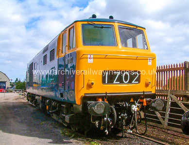 D7017 14/8/04 Williton Withdrawn 03/75 OCNow Preserved / Private Owner as at 29/9/17
