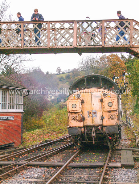 37037 6/11/04 Buckfastleigh Withdrawn 08/00 WQ Now Preserved / Private Owner as at 2/5/18