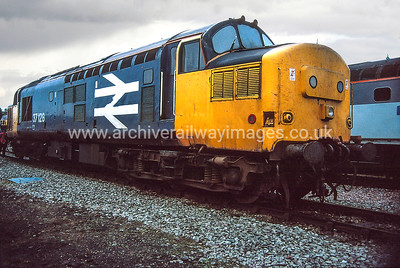 37128 6/9/92 Leicester Depot Withdrawn 02/97 IM	Cut-Up 11/01 TJ Thomson Stockton