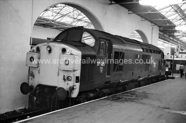 37025 24/8/83 Perth Withdrawn 02/99 TO	Now Preserved / Private Owner as at 28/7/17