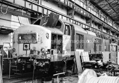 37082 21/9/85 Crewe Works