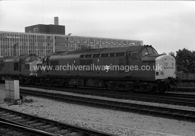 37127 21/7/82 Bristol Temple Meads Withdrawn 11/00 TO Cut-Up 09/05 CF Booth Rotherham