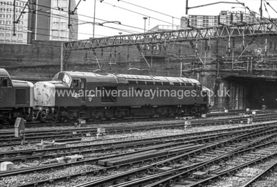 40084 8/5/82 Birmingham New St. Withdrawn 05/83 HM	Cut-Up 05/84 BREL Crewe Works