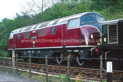 D821 Greyhound 26/5/90 Grosmont Withdrawn 12/72 LA	Now Preserved / Private Owner as at 13/10/17