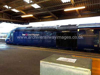 43003 Isambard Kingdom Brunel 26/5/16 Plymouth