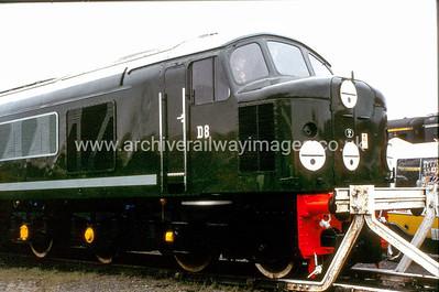 D8 Penyghent 26/5/91 Coalville Depot