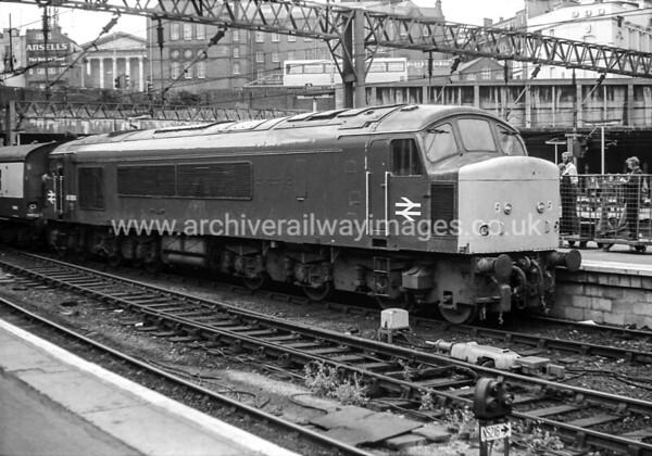 45004 7/8/82 Birmingham New Street Withdrawn 12/85 TO Cut-Up 11/88 MC Metals Glasgow
