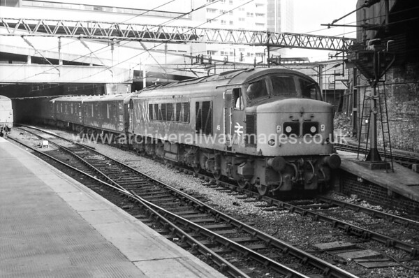45036 20/6/83 Birmingham New Street Withdrawn 05/86 TI Cut-Up 08/88 Vic Berry, Leicester