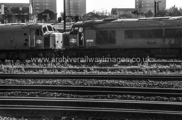 45001 1/5/88 Leicester Depot