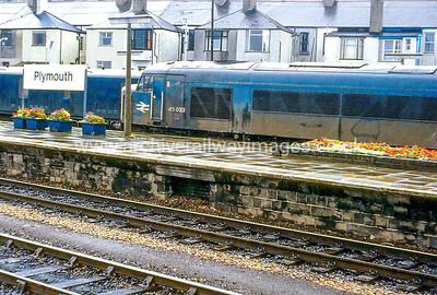 45033 17/8/85 Plymouth Withdrawn 02/88 TI	C: 02/92 MC Metals Glasgow