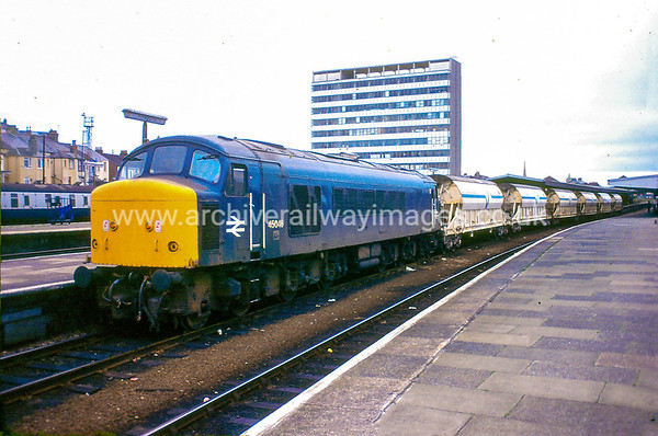 45046 1/8/85 Plymouth Withdrawn 08/88 TICut-Up 02/92 MC Metals Glasgow