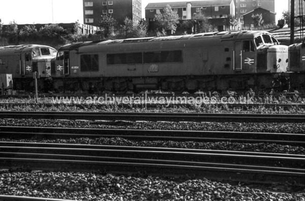 45004 1/5/88 Leicester Depot