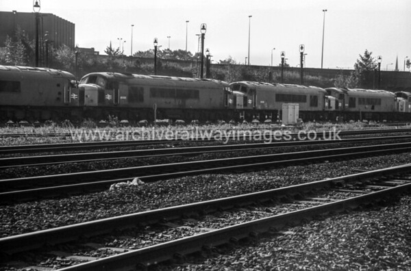 45001 + 46023  1/5/88 Leicester Depot Withdrawn 01/86 TOCut-Up 11/88 MC Metals Glasgow