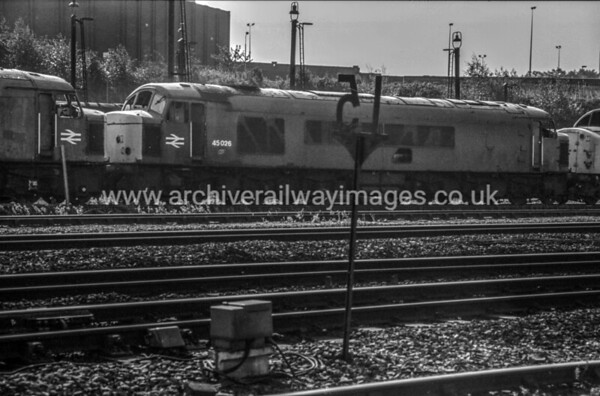 45026 1/5/88 Leicester Depot