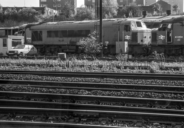 45048 1/5/88 Leicester Depot Withdrawn 06/85 TO Cut-Up 11/88 MC Metals Glasgow