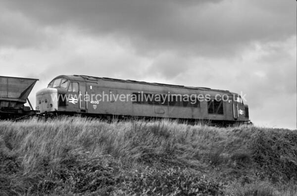 45013 16/9/83 St. Andrews Jct. Withdrawn 04/87 TICut-Up 02/94 MC Metals Glasgow