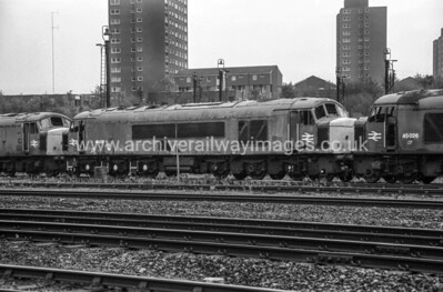 46023 1/5/88 Leicester Depot Withdrawn  11/83 GD	   Cut-Up 03/94  by J&S Metals at Crewe Basford Hall Yard