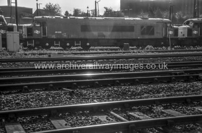 46023 1/5/88 Leicester Depot