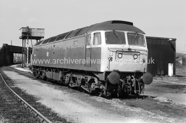 47072 9/5/82 Edge Hill Now Preseved / Private Owner as at 02/5/18