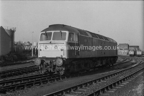 47097 11/12/82 Saltley Withdrawn 04/90 TI Cut-Up 04/92 CF Booth Rotherham