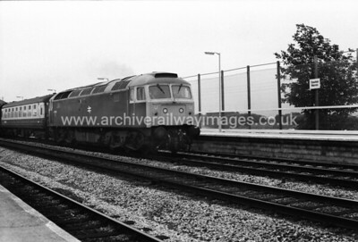 47059 8/8/81 Dawlish Warren Withdrawn 03/00 CD 	Now Preserved / Private Owner as at 18/12/17