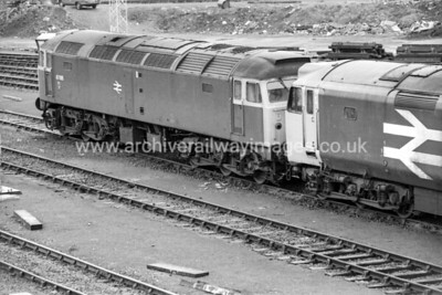 47095 25/1/84 Canton Depot   Withdrawn 11/98 BSC: 12/04 By HNRC at Carnforth