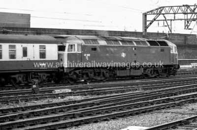 47002 12/6/84 Crewe Withdrawn 06/91 TICut-Up 06/94 CF Booth Rotherham