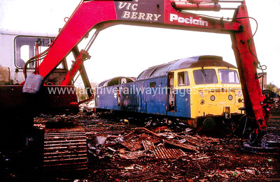47103 30/4/89 Vic Berry's, Leicester   Withdrawn 08/87 CDCut-Up 07/89 V Berry, Leicester