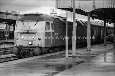 47106 26/1/84 Cardiff Central Withdrawn 03/88 TI	   Cut-Up 06/89 Vic Berry Leicester